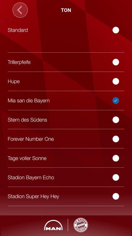 MAN – FC Bayern Wake Up Call screenshot-4