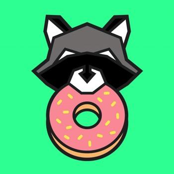 Donut County Logo