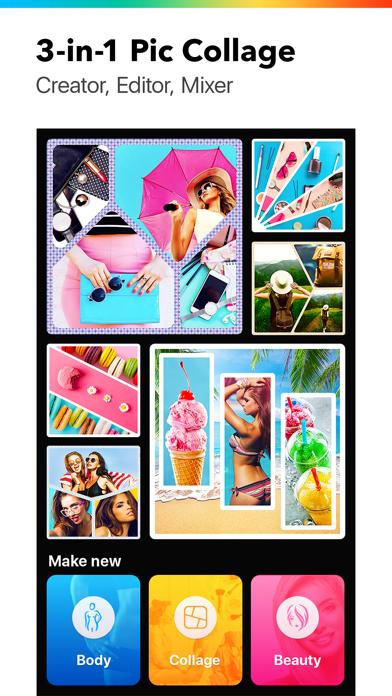 download Photo Collage - Collageable apps 4