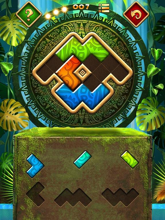 Montezuma Puzzle 4 Premium на iPad