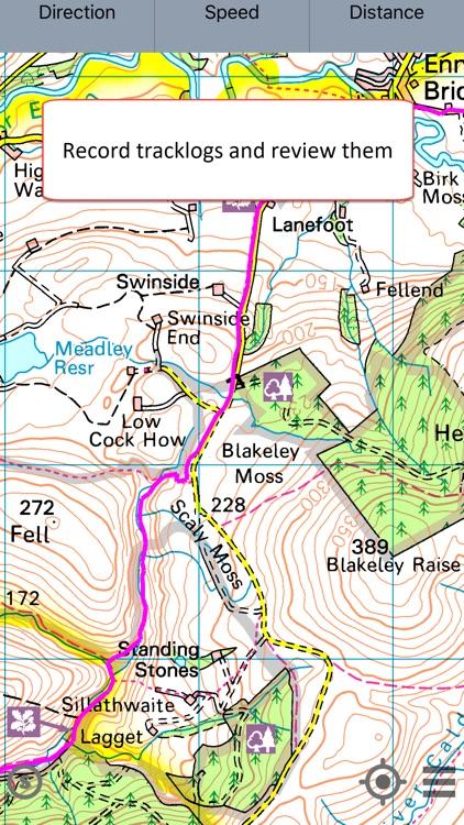 OMN - Outdoor Map Navigator screenshot-8
