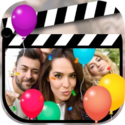 Birthday Gifs - Video Editor
