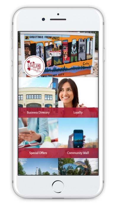 My Loveland App Screenshot