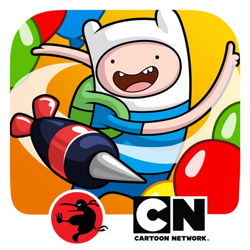 Bloons Adventure Time TD app for ipad