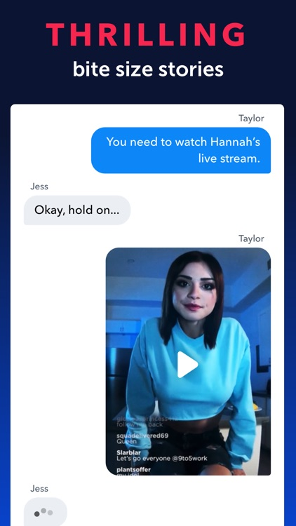 Yarn - Chat & Text Stories screenshot-0