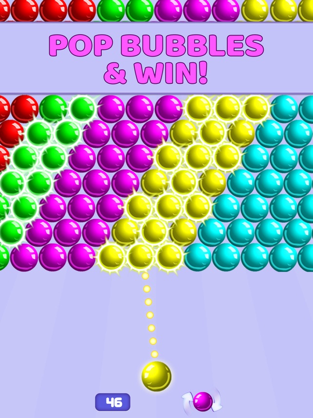 Bubble Shooter - Addictive on the App Store