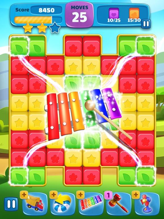 Cube Rush Adventure screenshot 6
