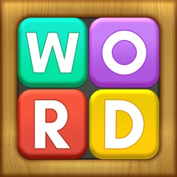 Word Cross -search link puzzle