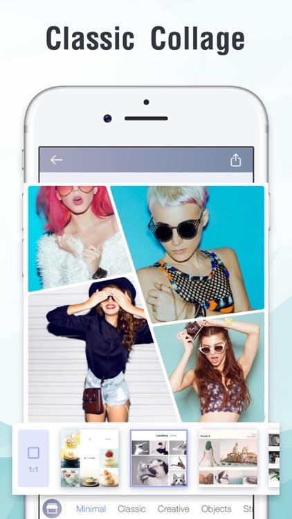 InstaMag - Photo Collage Maker screenshot-3