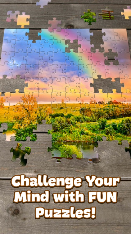 Jigsaw Puzzle screenshot-1