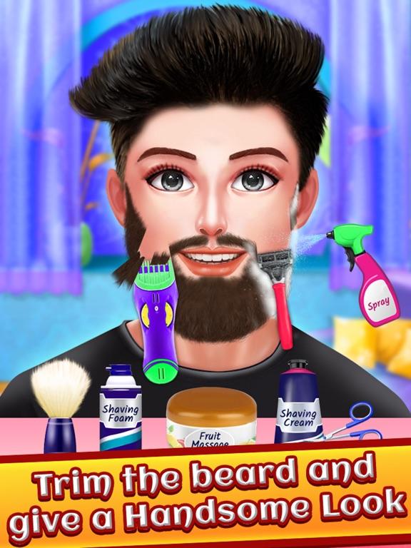 Celebrity Beard Salon screenshot 5