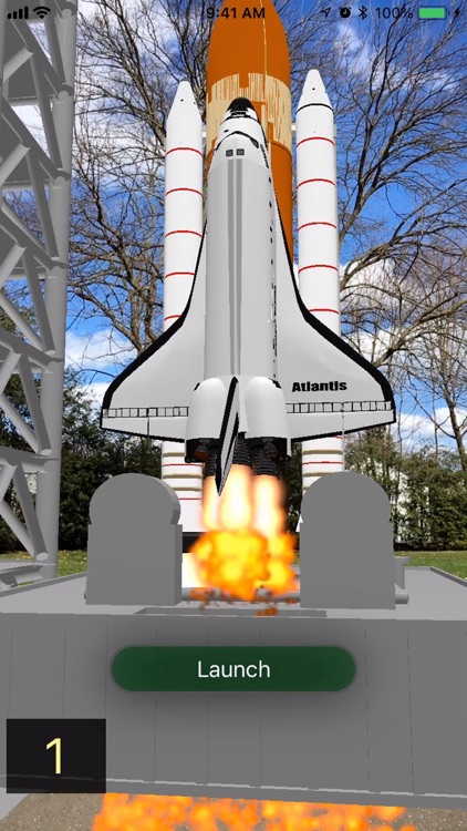 Space Shuttle AR screenshot-0