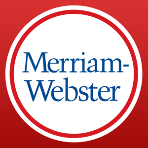 Merriam-Webster Dictionary Reference app