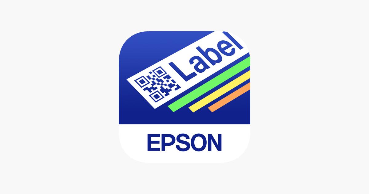Epson iLabel on the App Store