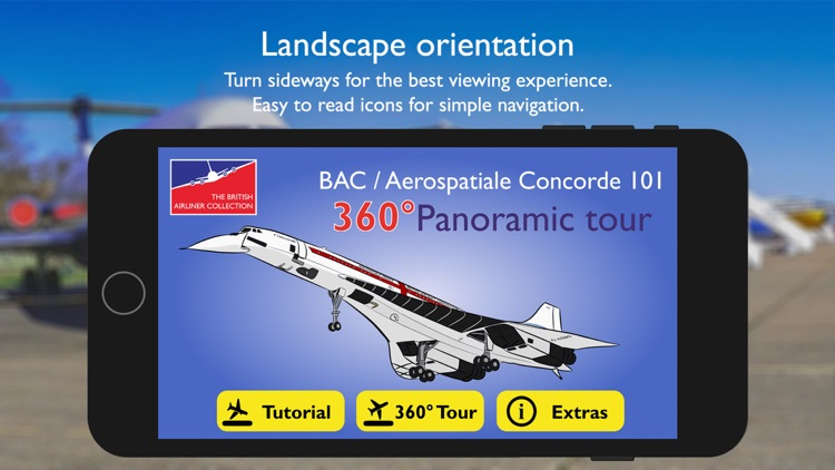 Concorde 101 360° Virtual Tour screenshot-0