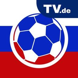 WM-App - Qualifikation 2018 für Russland Live