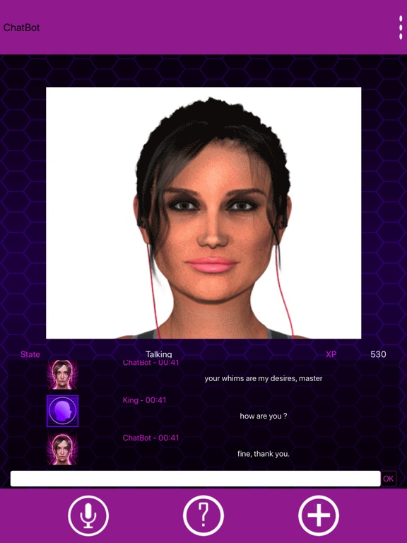 ChatBot My Virtual Girlfriend screenshot 6