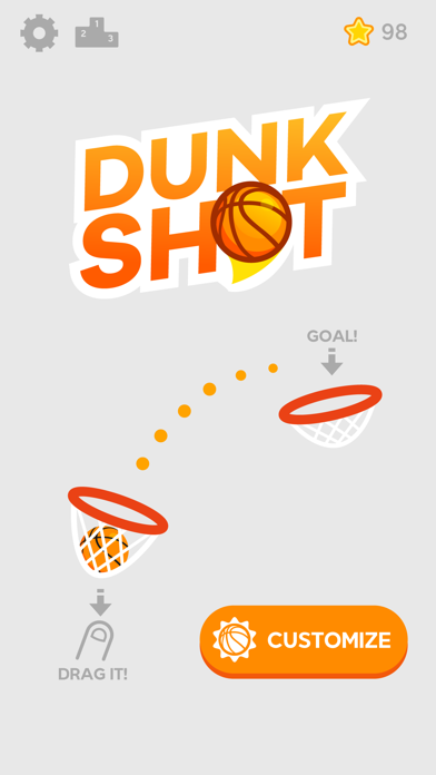 download Dunk Shot apps 3
