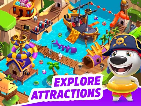 Talking Tom Pool - Puzzle Game screenshot 9