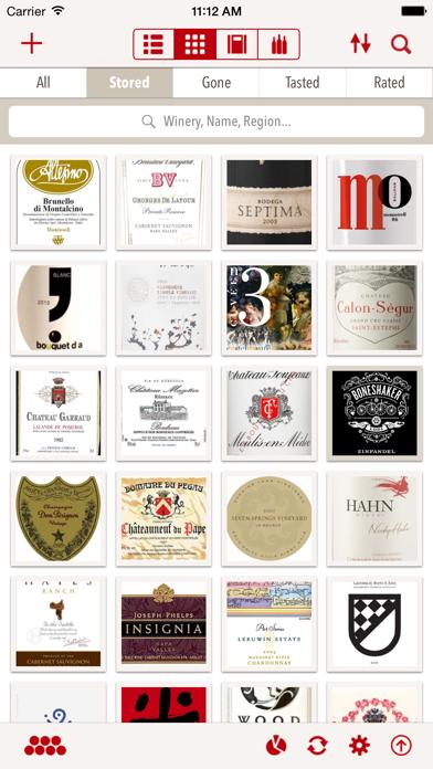 VinoCell - wine cellar manager Screenshot
