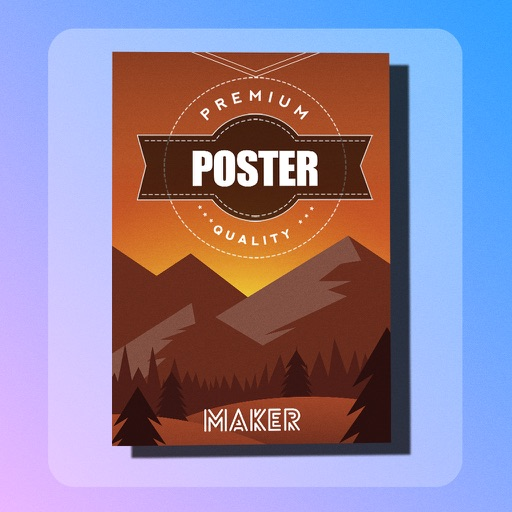 Poster & Graphic Maker - Create Photo Backgrounds