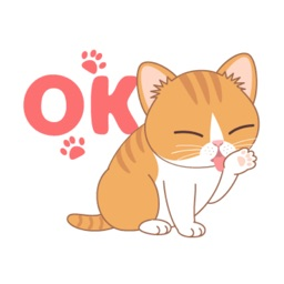 Kitty Animated Stickers Pack