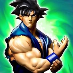 Super Hero Fighting Warrior