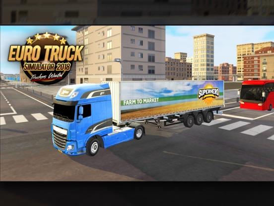 Euro Truck Driver 2018 screenshot 6