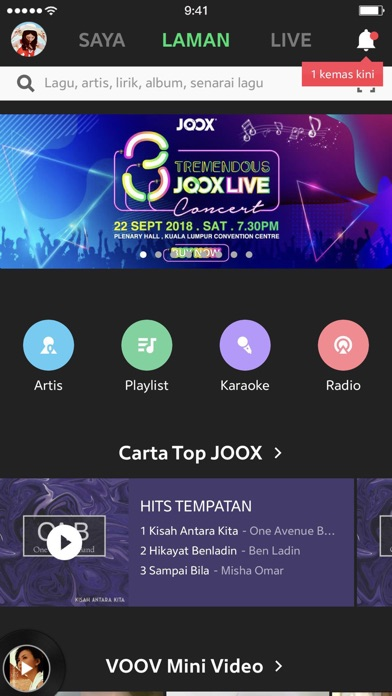 Joox Music Live And Karaoke Revenue Download Estimates Apple