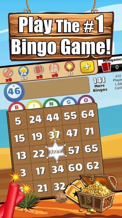 Bingo Showdown - Bingo Live screenshot-0