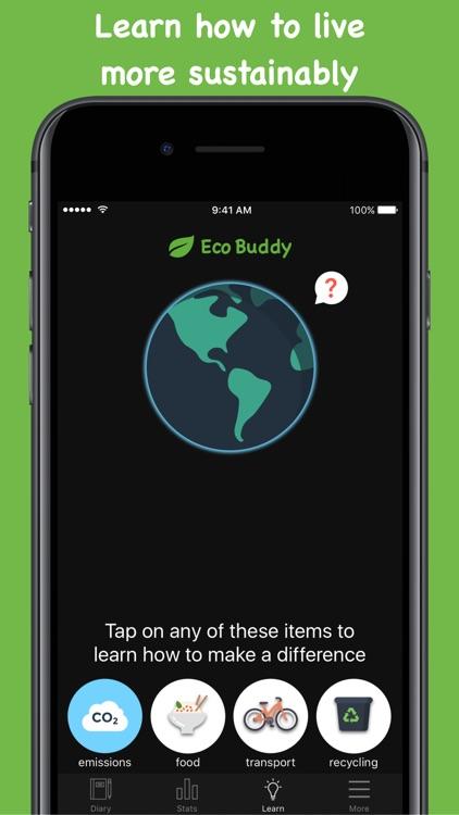 Eco Buddy - Live Sustainably screenshot-4