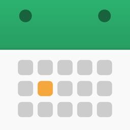 Tree Calendar - Simple app
