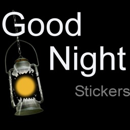 Good Night Stickers 2018