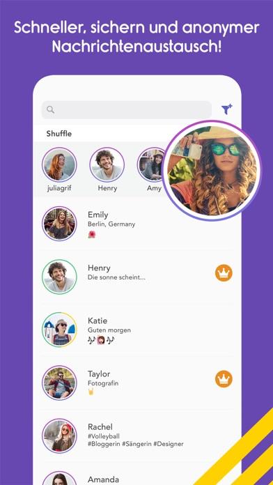 Herunterladen Connected2.me – Meet & Chat für Pc
