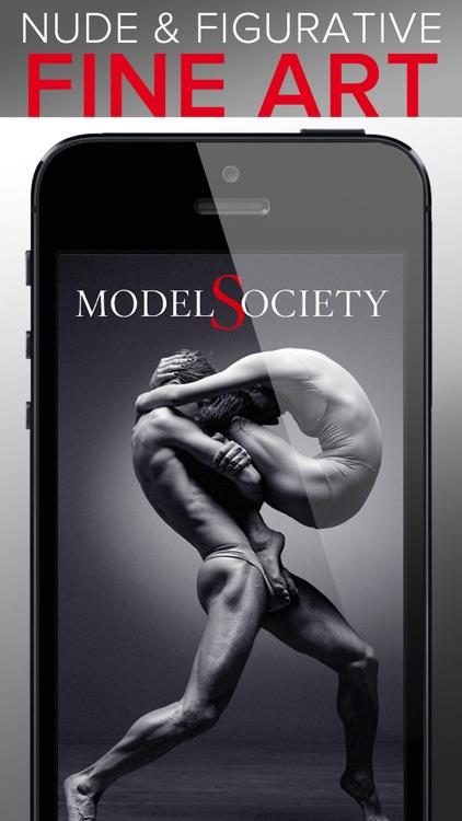 Model Society – Nude Fine Art