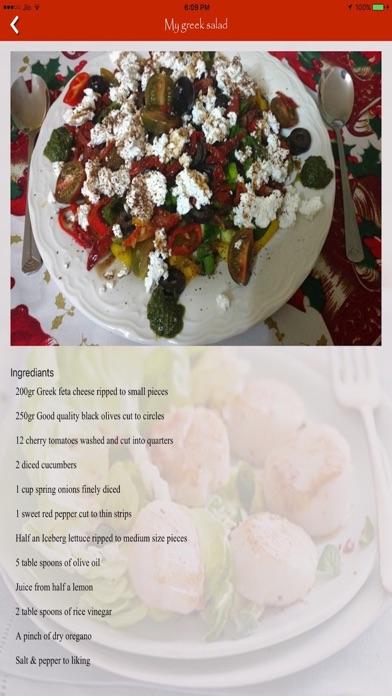 Jomana's Cookbook App Screenshot 4
