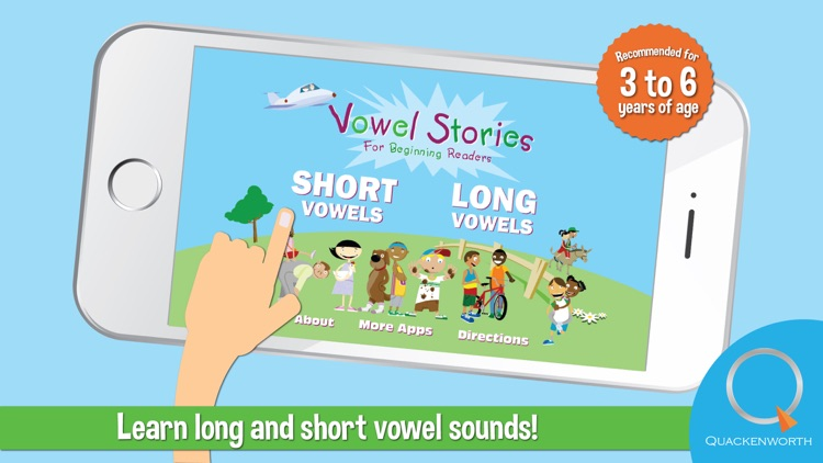 Learn to Read: Vowel Stories screenshot-0
