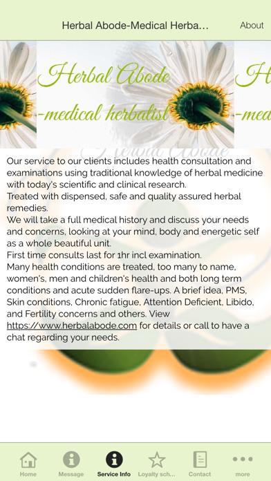 Herbal Abode-Medical Herbalist screenshot three