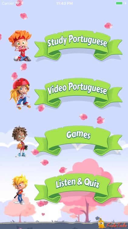 Learn Portuguese For Beginner