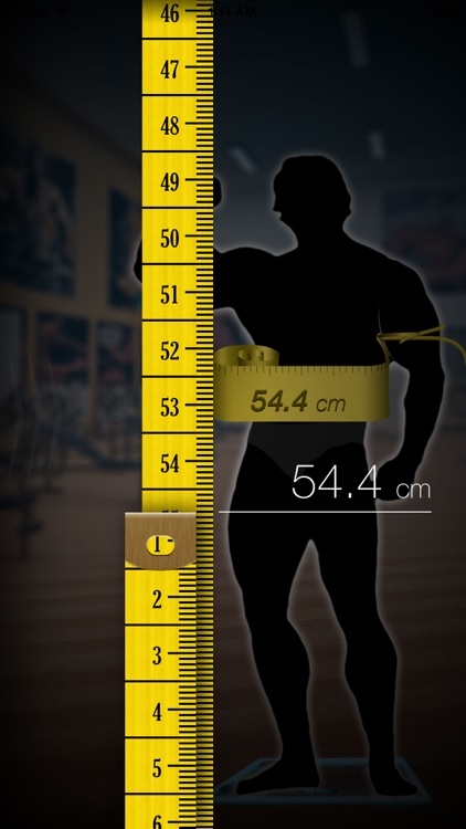 Body Progress - For Man screenshot-1