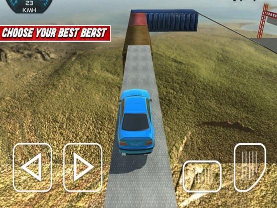 Car Stunts: Dragon Road 3D screenshot #1