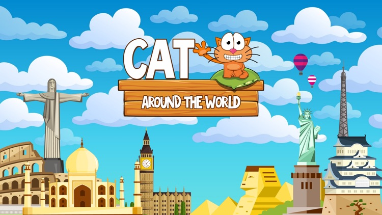 Hungry cat: puzzle for family screenshot-4