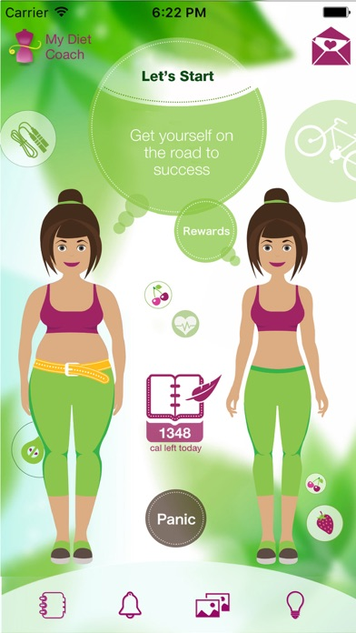 Download My Diet Coach - Weight Loss for Pc