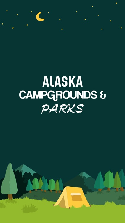 Alaska Campgrounds & Parks screenshot-0