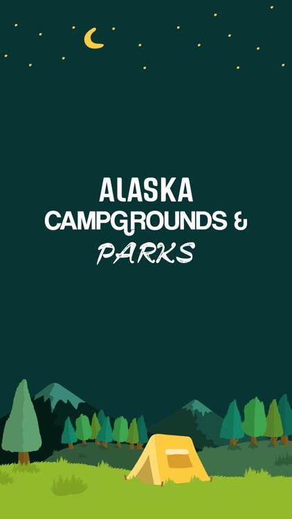 Alaska Campgrounds & Parks