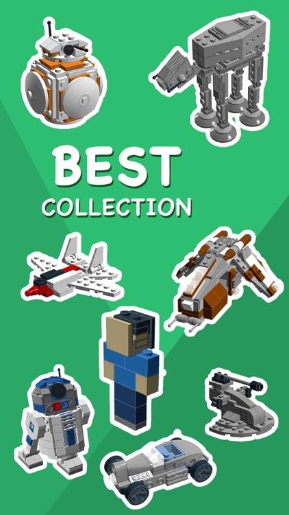 Master Bricks Build and Play screenshot-0