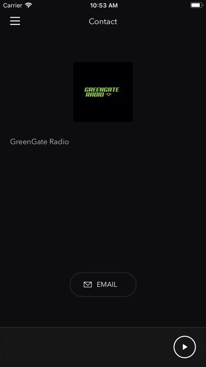 GreenGate Radio screenshot-3