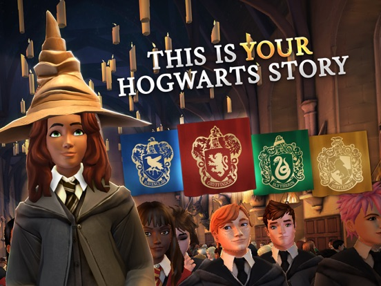 Harry Potter: Hogwarts Mystery screenshot 9