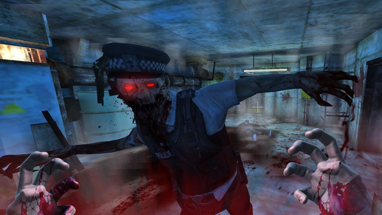 VR Zombie Warfare screenshot-1