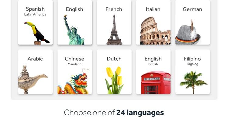 Rosetta Stone: Learn Language